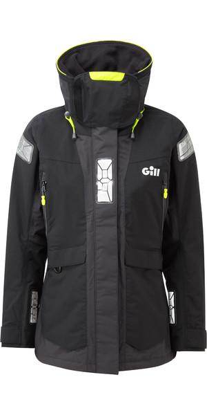 Femme 2019 Gill OS2 Offshore Jacket Noir OS24JW