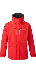 2021 Gill Os3 Coastal Jacke Leuchtend Rot Os31j