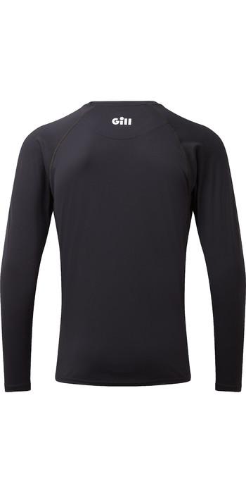 2019 Gill Herren Rennen Langarm T-shirt Graphite Rs07