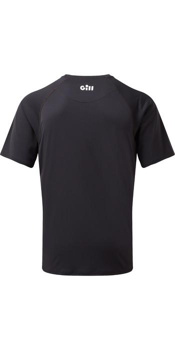 2019 Gill Herren Rennen Kurzarm T-shirt Graphite Rs06