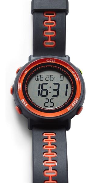 2019 Gill Race Reloj Temporizador Grafito / Tango W013