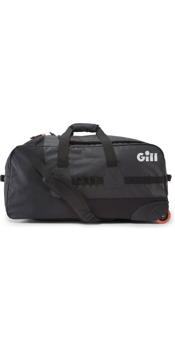 2021 Gill Rolling Cargo Bag Black L079
