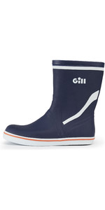 2019 Gill Short Cruising Boots Blue 901