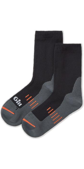 2021 Gill Wasserdichte Socken Graphite 766