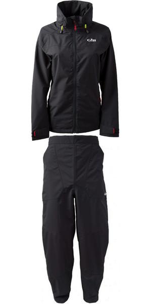 2019 Gill mujer chaqueta piloto IN81JW y pantalón IN81T Combi Set grafito