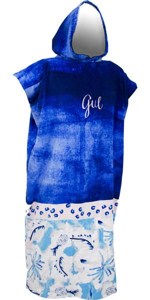 2019 Gul Hooded Skiftende Poncho / Håndklæde PINEAPPLE AC0110-B2