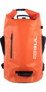 2021 Gul 100l Heavyduty Dry Bag Lu0122-B9 - Arancio / Nero