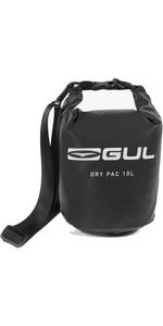 2021 Gul 10l Pesanti Dry Bag Lu0117-b9 - Nero
