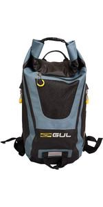 2019 Gul 30L Dry Rucksack Black / Blue LU0180-B4