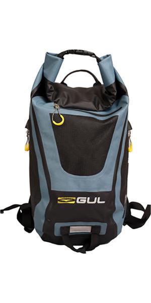 2019 Gul 30L Mochila Dry negra / azul LU0180-B4
