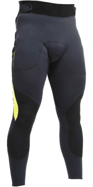 2019 Gul Code Zero 3mm Flatlock Neoprene Trousers Black CZ8303-B2
