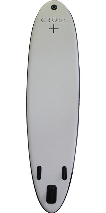 2019 Gul Cross 10'7 Oppustelig Sup Board Pakke Cb0029-b4