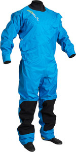 2018 GUL Junior Dartmouth Eclip Zip Drysuit BLUE GM0378-B3 - 2º