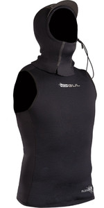 2020 Gul Flexor 0.5mm Hooded Neoprene Vest Black FX7301-A9