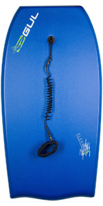 2020 Gul Flexor Iii Adult 42 Bodyboard - Navy / Lime Gb0019-a9
