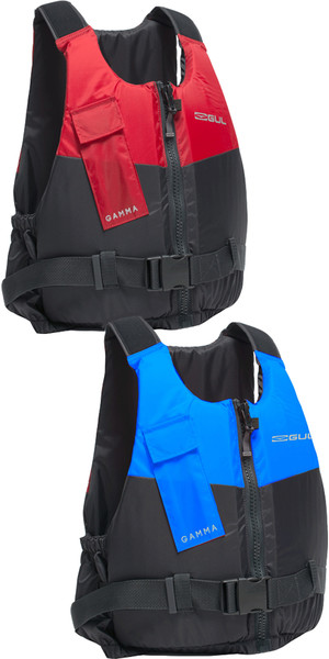 2019 GUL Gamma 50N Buoyancy Aid GREY / RED & BLUE GM0380-A9 Bundle Offer