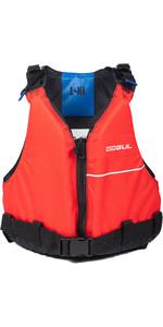 2021 Gul Junior Recreation Vest Gk0007-B7 - Red / Black