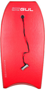 2020 Response Gul Adulte 42 Bodyboard En Rouge Gb0018-a9