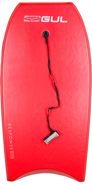2019 Gul Response Adult 42 Bodyboard in Red GB0018-A9