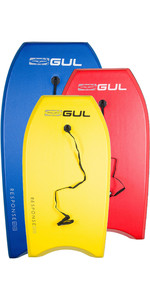 2020 Gul Response Gul Package Bodyboards - 1 Adulte 2 Junior - Bleu, Rouge Et Jaune