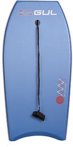 2020 Gul Response Mesh Adult 44 Bodyboard Blue GB0030-B4