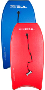 2020 Gul Response Twin Package Bodyboards - 2 Adultes - Bleu + Rouge
