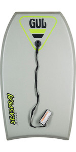 2020 Gul Enfants De Seaspray 33 Bodyboard - Gris Gb0024-a9