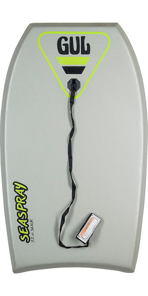2018 Gul Seaspray Kids 33 Bodyboard - Grigio GB0024-A9