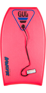 2020 Gul Seaspray Kids 33 Bodyboard - Red GB0024-A9