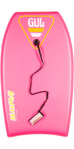 2020 Gul Seaspray Kids 33 Bodyboard - Rosa Gb0024-a9