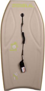 2020 Gul Viper Pro Adult 42 Bodyboard Silver GB0033-B4