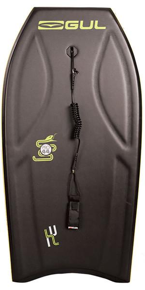 2018 Gul Viper Pro Adulte 44 Bodyboard Noir GB0032-B4