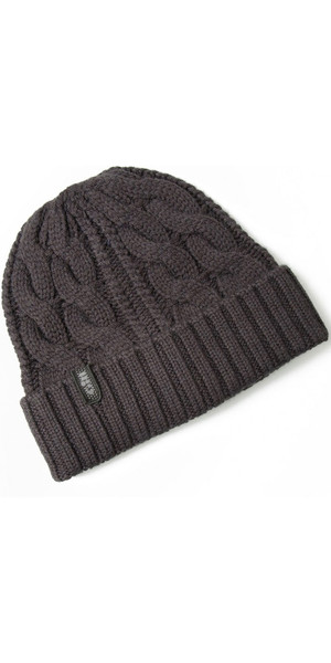 2019 Gill Cable Knit Beanie Graphite HT32