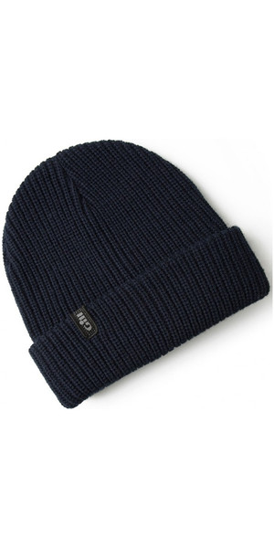2019 Gill Floating Beanie NAVY HT37