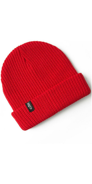2018 Gill Floating Beanie Red HT37