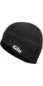 2019 Gill Windproof Fleece Hat BLACK HT8