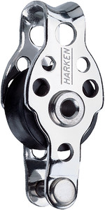 Harken 16mm Air Block con Becket 405