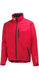 2019 Helly Hansen Crew Jacket RED 30263