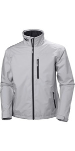 2020 Helly Hansen Crew Jacket Grey Helly Hansen 30263