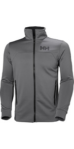 2019 Helly Hansen HP Fleece Jacket Quiet Shade 34043