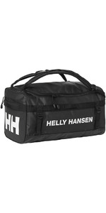 2019 Helly Hansen 90l Klassisk Duffel Taske 2.0 L Sort 67169