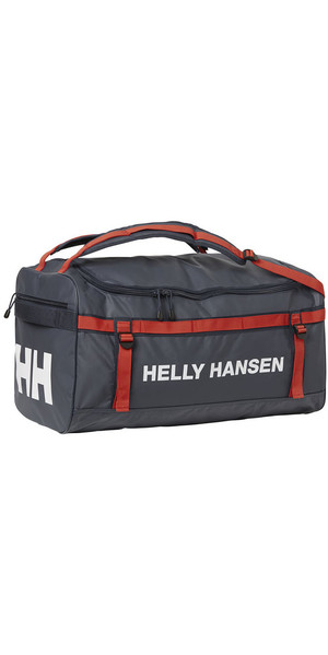 2018 Helly Hansen 50L Classic Duffel Bag 2,0 S Graphite Blue 67167