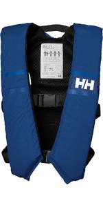 2019 Helly Hansen 50N Comfort Compacto Auxílio de Flutuação Catalina Blue 33811
