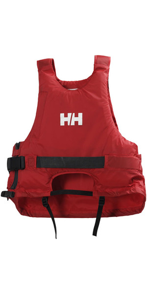 2018 Helly Hansen 50N Launch Bouyancy Aid Warnung Rot 33825