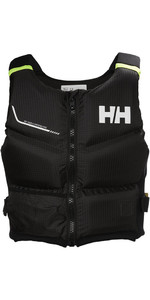 Helly Hansen 50n Rider Stealth Zip Drijfvermogen Hulp Ebbenhout 33841