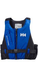 2019 Helly Hansen 50n Colete De Rider / Ajuda De Flutuação Olympian Azul 33820