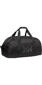 2020 Helly Hansen 70L Sport Duffel Bag 67431 - Black