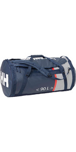 2019 Helly Hansen 90L Duffel Bag 2 Evening Blue 68003