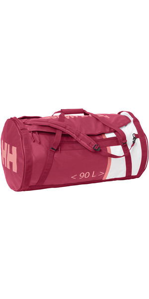 2018 Helly Hansen 90L Duffel Bag 2 Persian Red 68003