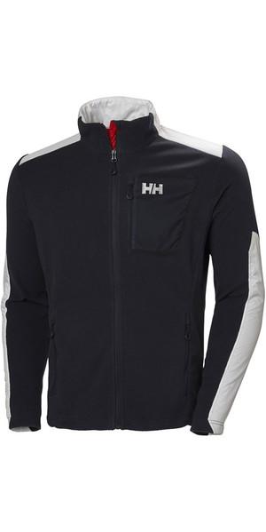 2018 Helly Hansen Breeze Fleece Veste Marine 51776
